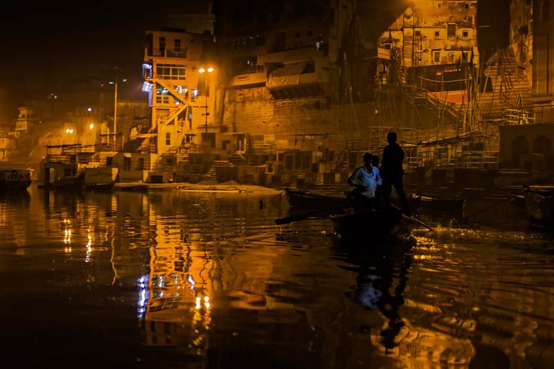 Upriver (Varanasi, India