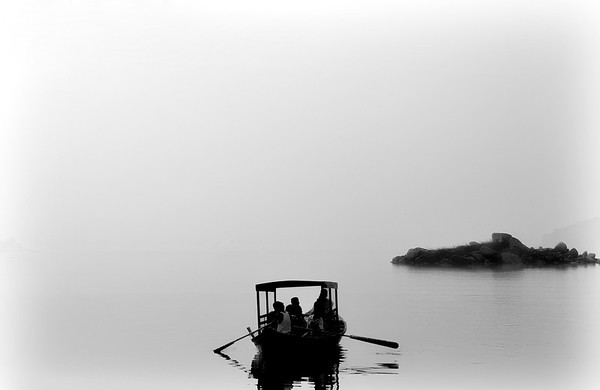 Maithon reservoir