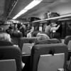 Interior, Shatabdi Express Train - Delhi, India