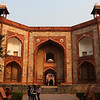 DELHI. HUMAYUN'S TOMB. ENTRANCE OF HUMAYUN'S TOMB.