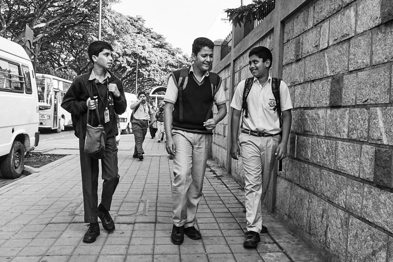 School Children - Bangalore, India
