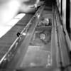 Passengers, Shatabdi Express Train - Delhi, India