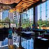 Aloft Lobby Reflections - Bangalore, India