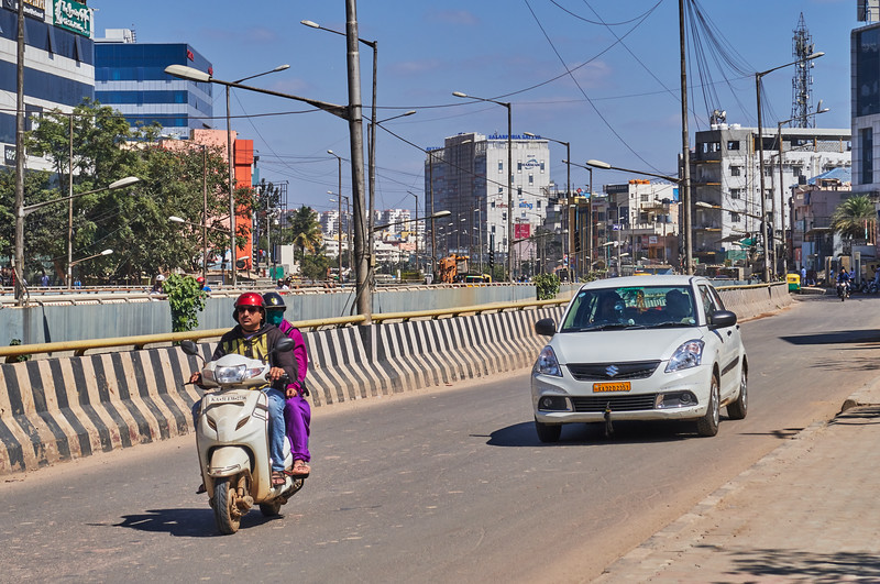 Outer Ring Road - Bangalore, India