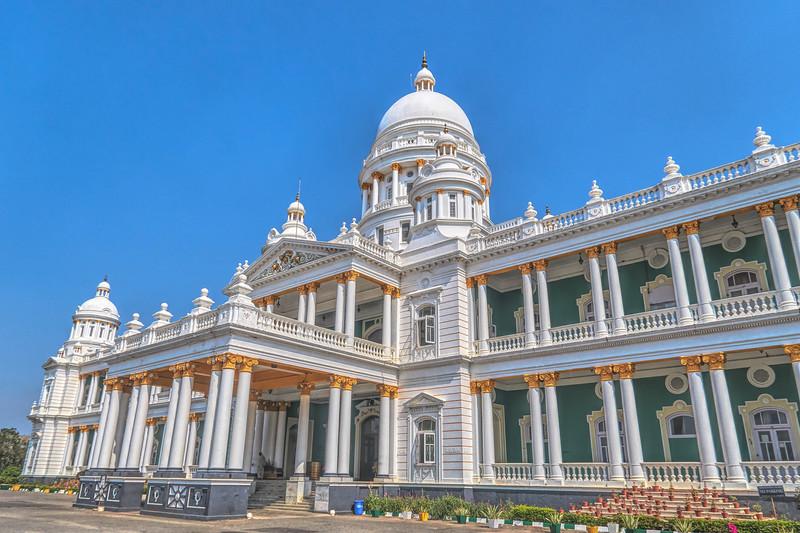 Exterior, Lalitha Mahal - Mysore, India