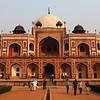 HUMAYUN'S TOMB. DELHI. INDIA.