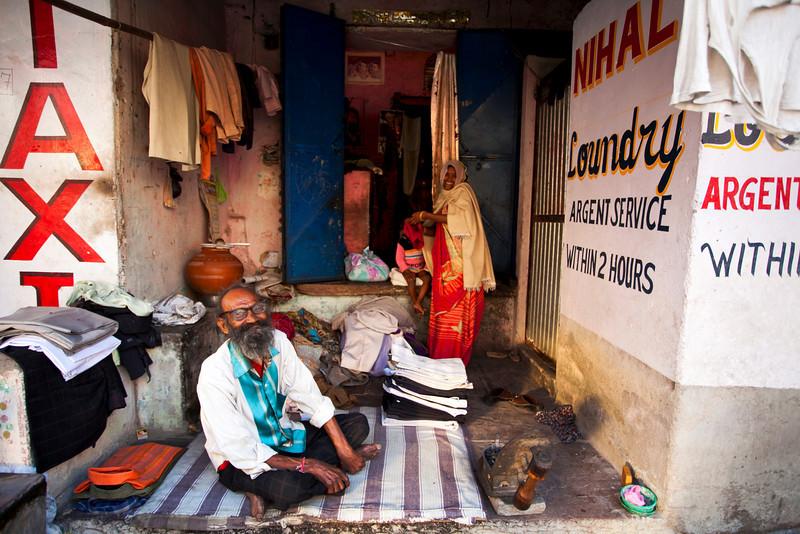BUNDI. RAJASTHAN. INDIA.