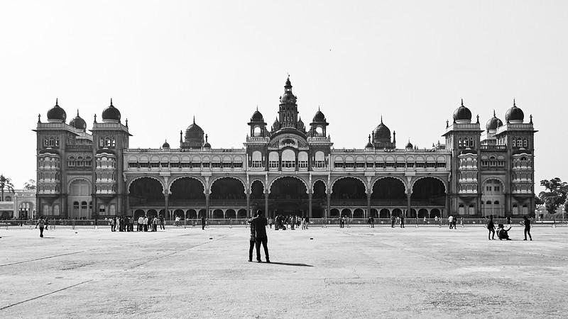 Epic Scale, Mysore Palace - Mysore, India