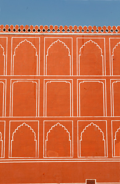 CITY PALACE. JAIPUR. RAJASTHAN. INDIA.