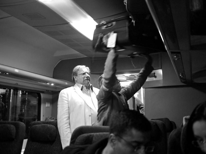 Porter, Shatabdi Express Train - Delhi, India