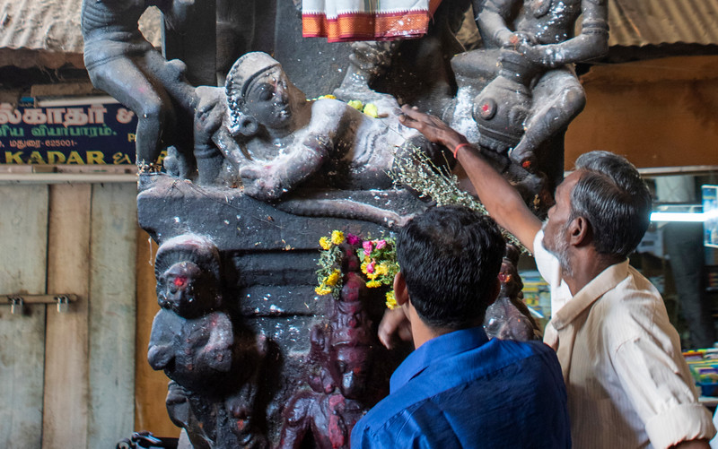 Meenakshi Temple in Madurai, South India - Asia