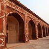 DELHI. HUMAYUN'S TOMB. ARCHES [2]