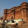 MORNING AT THE GANGES RIVER. BHONSALE GHAT. VARANASI. BENARES. UTTAR PRADESH. INDIA. BHONSALE GHAT. [2]