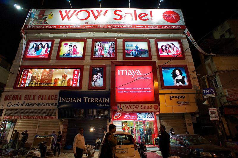 WOW Sale at Maya - Delhi, India