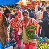KR Market - Bangalore, India