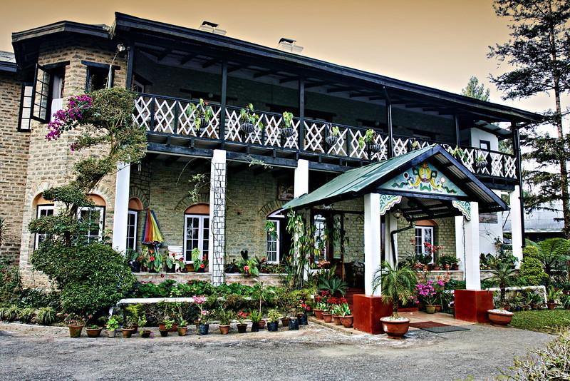 #IN022 Himalayan Hotel