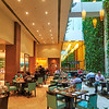 Restaurant, ITC Gardenia - Bangalore, India