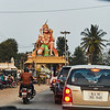 Hanuman - Road to Bangalore, India