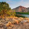 Arid Islands - Indonesia<br /> <br /> The Komodo area is not the lush jungle that you would expect along the equator. Instead, you have these perfect camel-hump grassy hills jetting out of the cobalt ocean, rimmed with maze-like mangrove forests and infused with giant lizards and small monkeys.