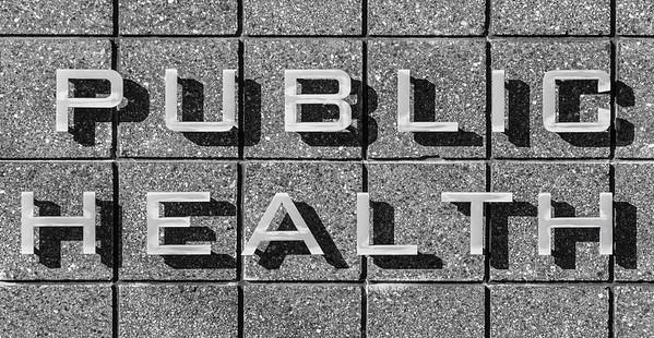 Utah Public Health Sign