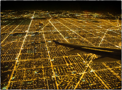 Chicago from the Air.