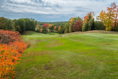 Spring Meadows Golf Club Hole No 7