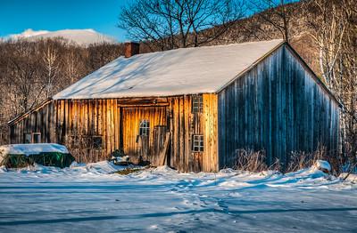 Old Barn, Jackson NH