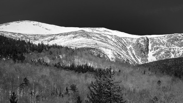 Mt Washington Black & White