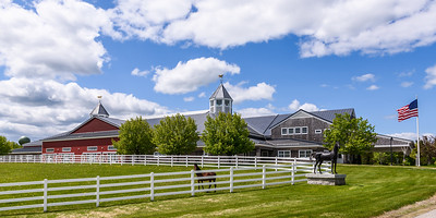 Pineland Farms Equestrian Center