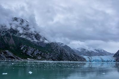 Dawes Glacier, Endicott Arm
