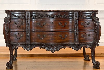Chippendale commode table / Philadelphia Museum of Art