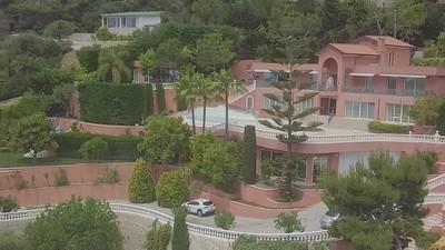 Villa Beausoleil complète