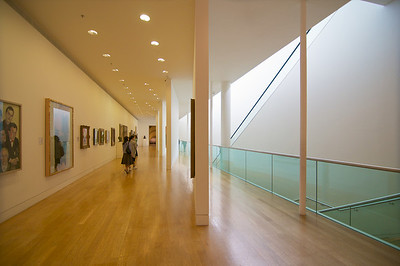 The National Portrait Gallery in London.