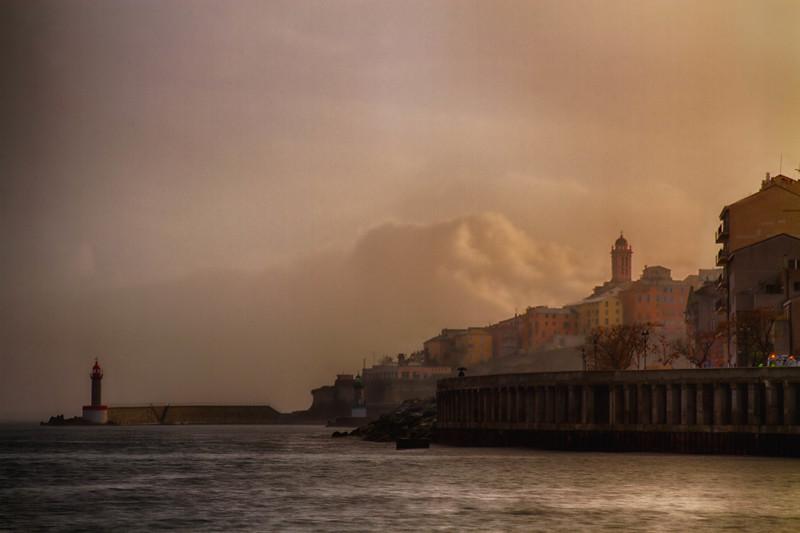 The Citadel of Bastia - Isle of Corsica, France