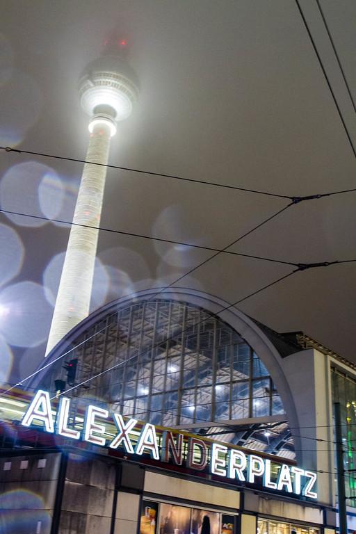 Berlin after Dark