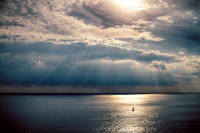 Ligurian Sun, Ligurian Sky, Ligurian Sea...