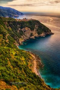 Cinque Terre to the Horizon...