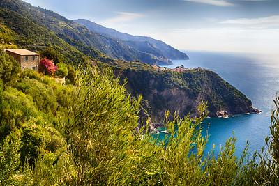 Coastal Liguria ~ Cinque Terre, Italia