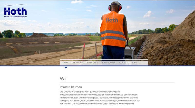 www.hoth-tiefbau.de
