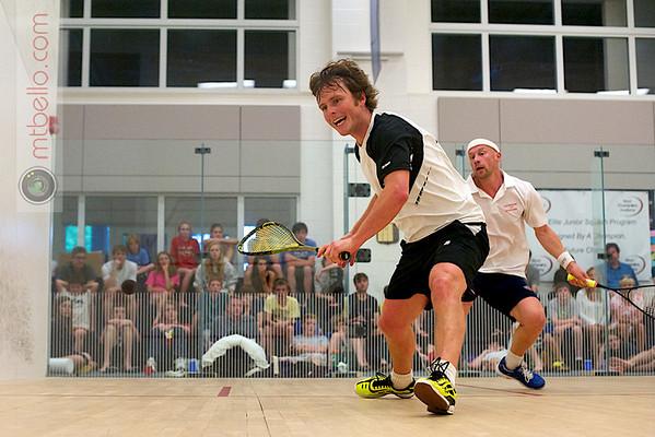2011 NIchol Championships Academy: Peter Nicol and Chris Walker