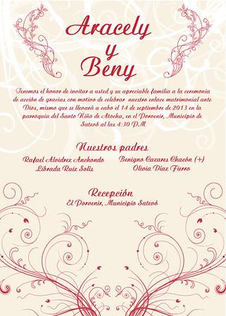 Beni y Aracely 2