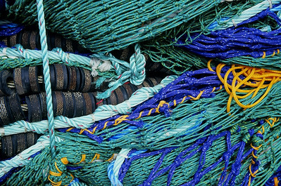 Fishing nets, Dingle