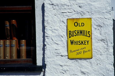 Old Bushmill's Distillery, N. Ireland