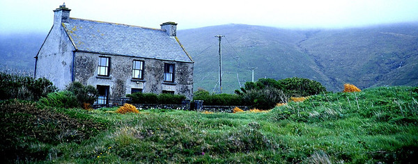House on the Dingle Peninsula