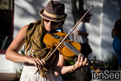 street musician | unknown