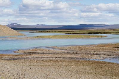 Hvítárvatn Lake