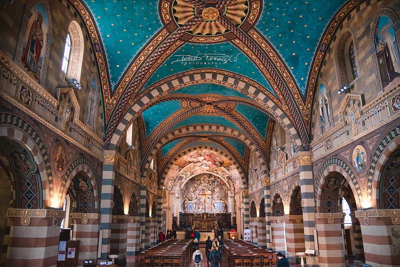 2019 - Bobbio, Cattedrale Di Santa Maria Assunta