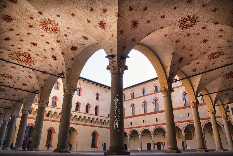 2019 - Milano, Castello Sforzesco