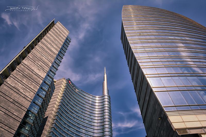 2018 - Palazzo Unicredit, Milano