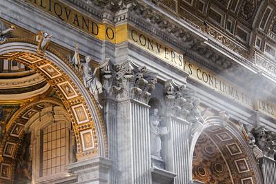 Rome / Vatican City: St. Peter's Basilica